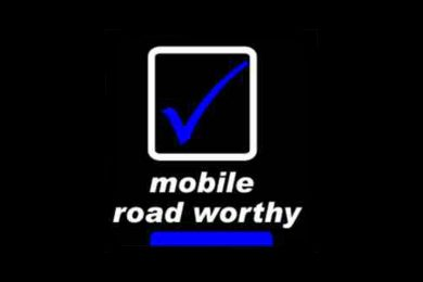 MOBILE ROAD WORTHY