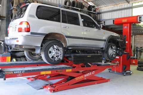 Wheel balance is essential for safe driving